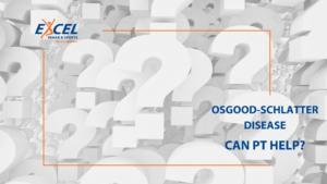 Ask A PT! Osgood-Schlatter