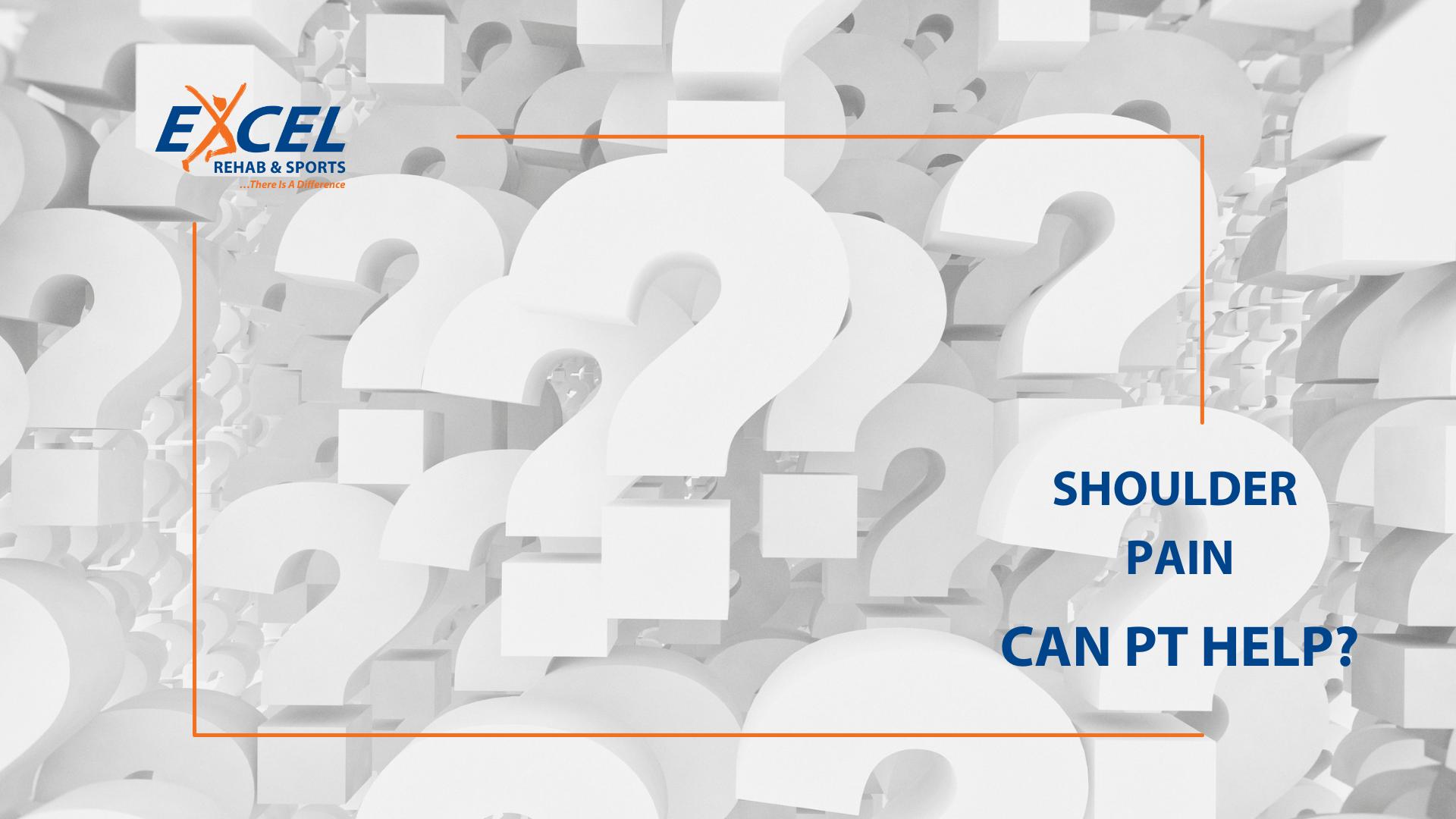 Read more about the article Ask A PT! Shoulder Pain