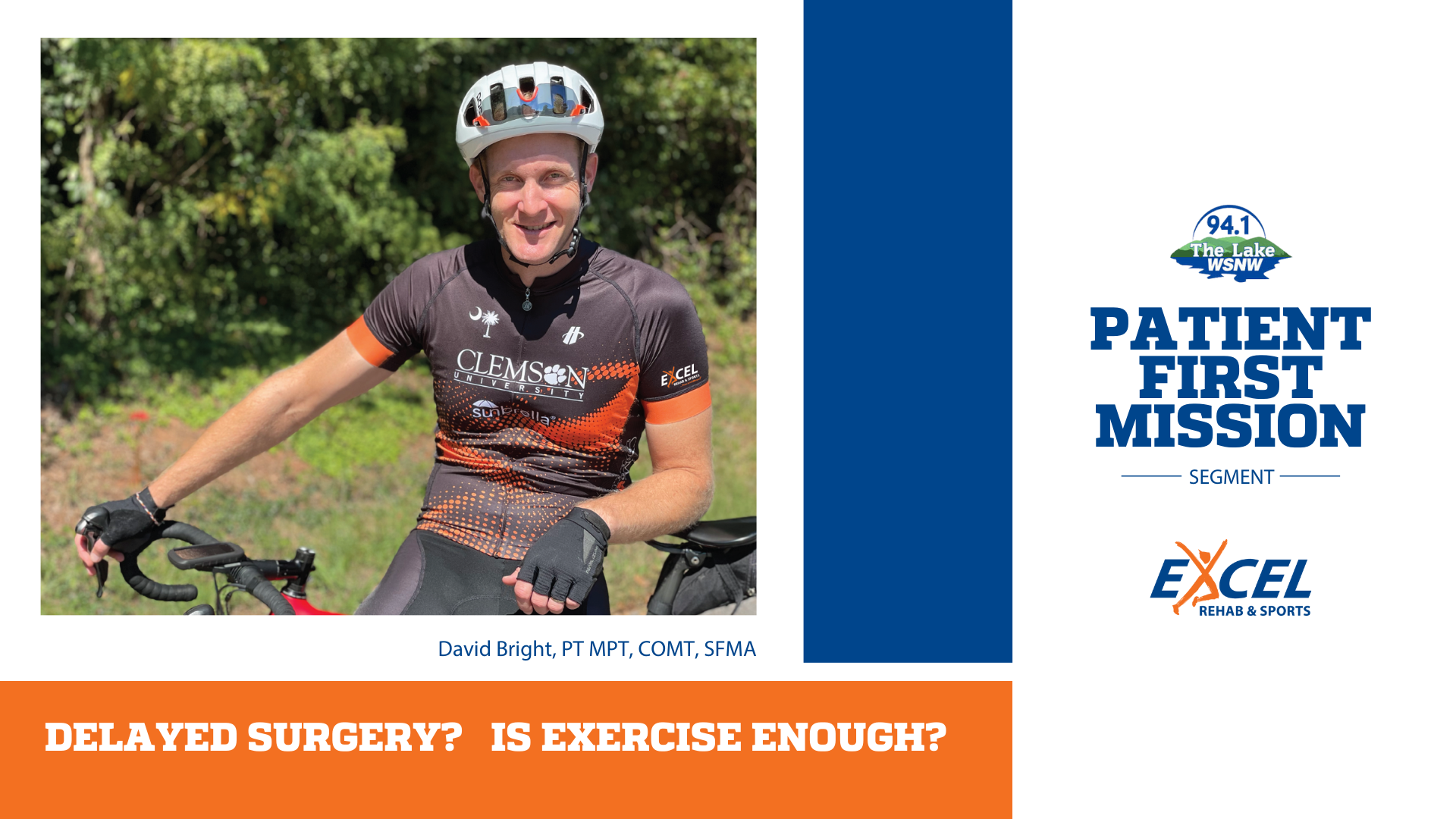 Read more about the article PFM Segment | Surgery Delay? Is Exercise Enough?